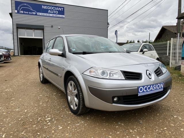 Renault Renault Megane II 1.6 16v Carminat