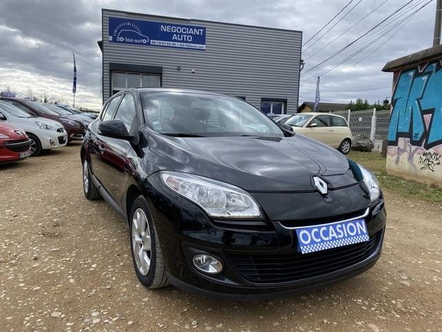 Renault Renault Megane III dCi 110 Business EDC eco²